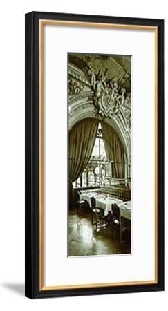 Paris, La Gare de Lyon-Ralph Uicker-Framed Art Print