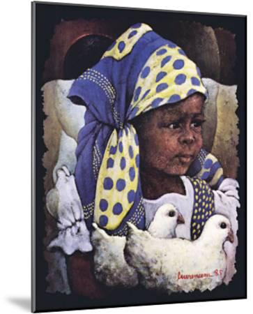Gleam of Hope-Lyonel Laurenceau-Mounted Art Print