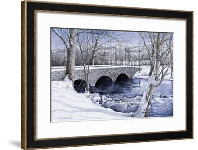 To Grandmother's House We Go-Dan Campanelli-Framed Art Print