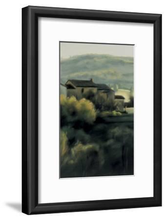 Dawn, San Ambrogio-Mallory Lake-Framed Art Print