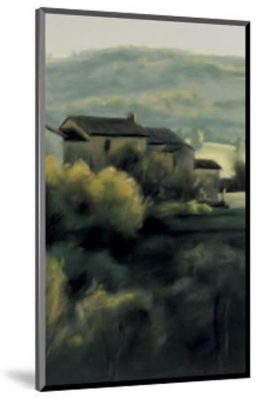 Dawn, San Ambrogio-Mallory Lake-Mounted Art Print