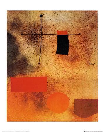 Abstract, c.1935-Joan Mir?-Art Print