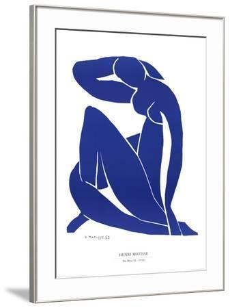 Olibet-Henri Matisse-Framed Art Print