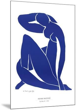Olibet-Henri Matisse-Mounted Art Print