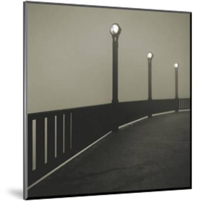 Golden Gate Bridge Study V-Michael Kenna-Mounted Art Print