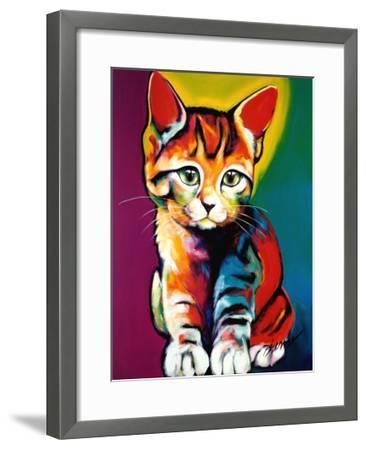 Landy-Ron Burns-Framed Art Print