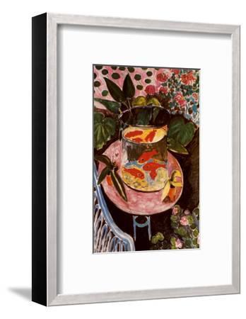 Gold Fish-Henri Matisse-Framed Art Print