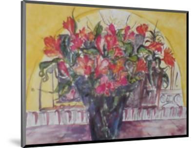 Peruvian Lilies-Gemma Cotsen-Mounted Art Print