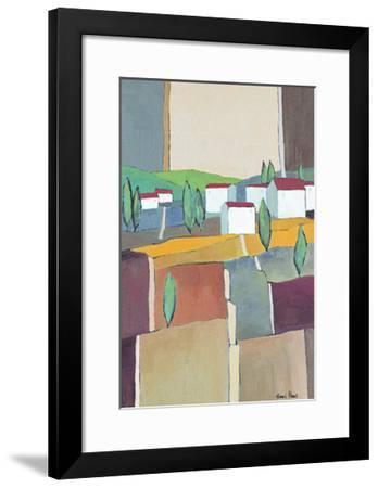 White House I-Hans Paus-Framed Art Print
