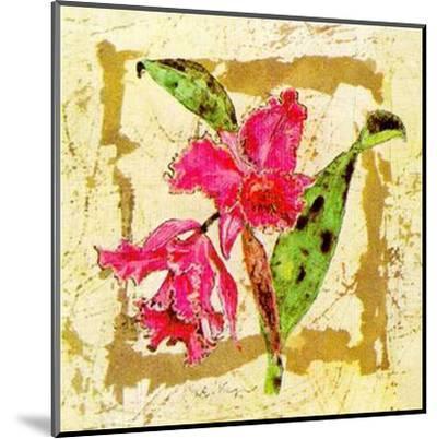 Orquidea-A^ Vega-Mounted Art Print