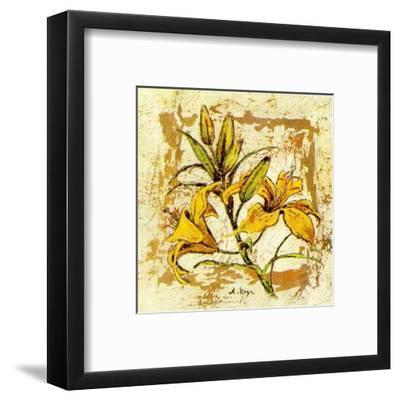 Azucena-A^ Vega-Framed Art Print