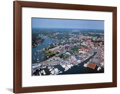 Annapolis, Maryland-Mike Smith-Framed Art Print