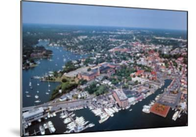 Annapolis, Maryland-Mike Smith-Mounted Art Print