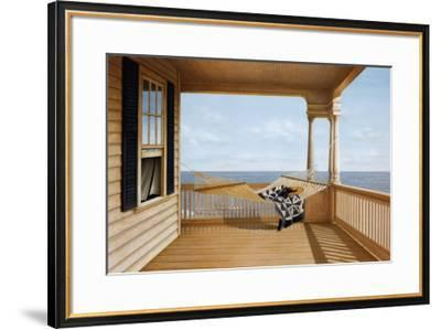 Summer Place-Daniel Pollera-Framed Art Print
