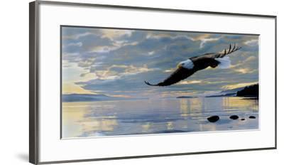 Dawn Flight-Ron Parker-Framed Art Print