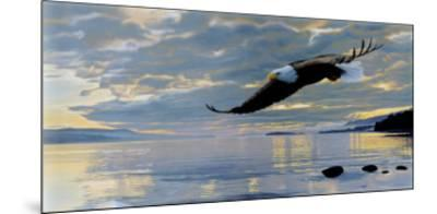Dawn Flight-Ron Parker-Mounted Art Print