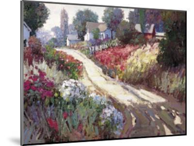 Spring Lane-Kent Wallis-Mounted Art Print