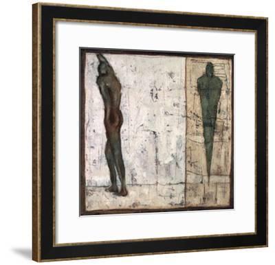 Ruck-Sicht, c.2001-Heinz Felbermair-Framed Art Print