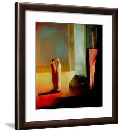 Ontmoeting, c.1999-Han Mes-Framed Art Print