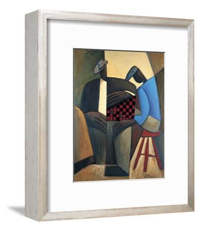 Make Your Move-Joseph Holston-Framed Art Print