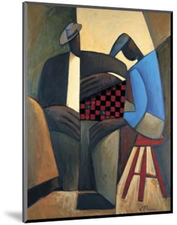Make Your Move-Joseph Holston-Mounted Art Print