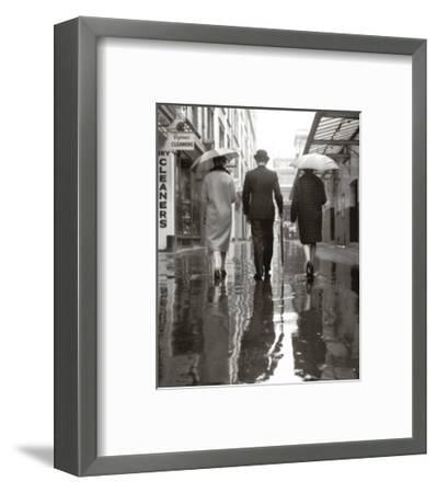 Reflection Trio--Framed Art Print