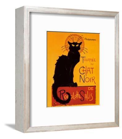 Tournée du Chat Noir, c.1896--Framed Art Print