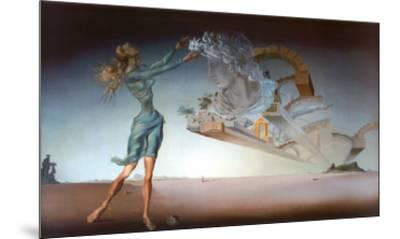 Mirage-Salvador Dal?-Mounted Art Print