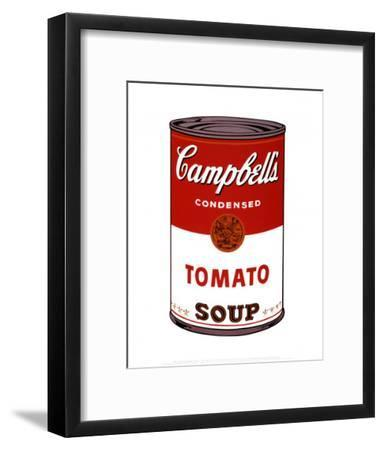 Campbell's Soup I, 1968-Andy Warhol-Framed Art Print