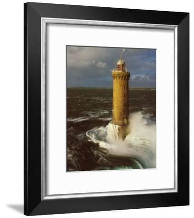 Kereon-Philip Plisson-Framed Art Print