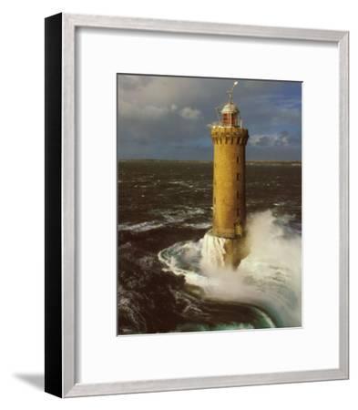 Kereon-Philip Plisson-Framed Art Print