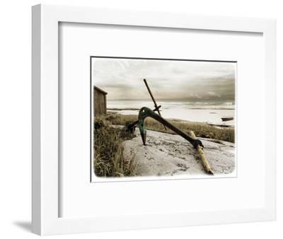 Ancre Sur Plage-Joane Mcdermott-Framed Art Print