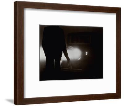 The Handkerchief--Framed Art Print