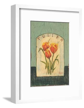 Tulips-Thomas LaDuke-Framed Art Print