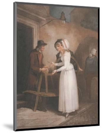 Cries of London, Plate No. 6-Francis Wheatley-Mounted Art Print