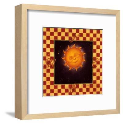 Sun-Robert LaDuke-Framed Art Print