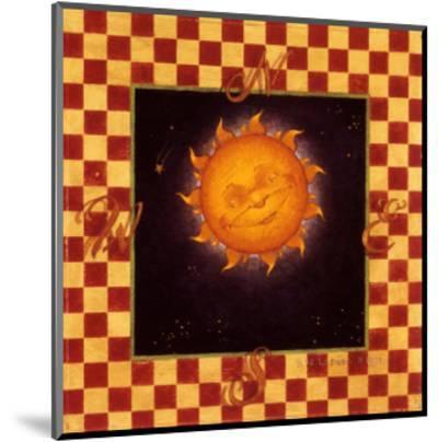 Sun-Robert LaDuke-Mounted Art Print