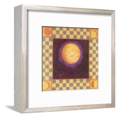 Moon-Robert LaDuke-Framed Art Print