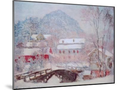 Sandvicken, Norway-Claude Monet-Mounted Art Print