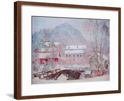 Sandvicken, Norway-Claude Monet-Framed Art Print