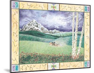 Language of the Land-Christina Barnes-Mounted Art Print