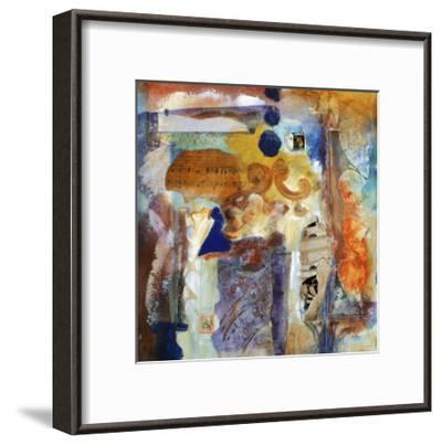 Only for a Day-Joyce Lieberman-Framed Art Print