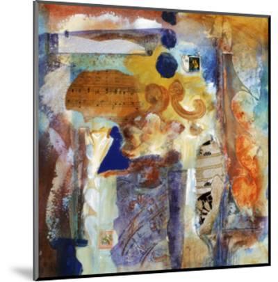 Only for a Day-Joyce Lieberman-Mounted Art Print