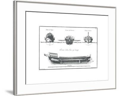 Palmi Napoletanis-Pietro La Vega-Framed Art Print