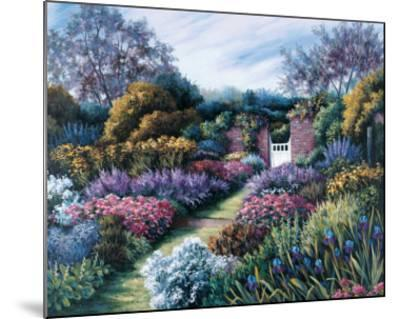 Dorset Gateway-Barbara R^ Felisky-Mounted Art Print