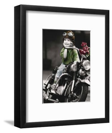 Can You Resist-Kim Anderson-Framed Art Print