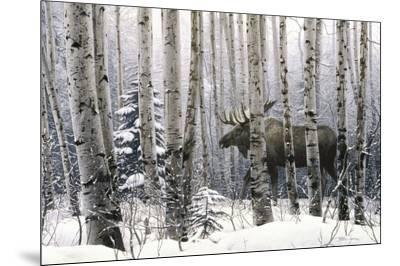 A Walk in the Woods-Stephen Lyman-Mounted Art Print