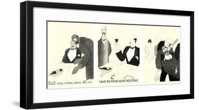 Iribe II-Paul Iribe-Framed Art Print