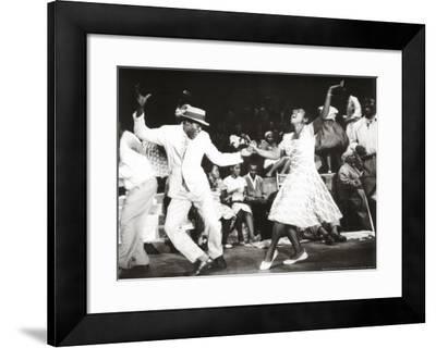 Dance-David Bailey-Framed Art Print