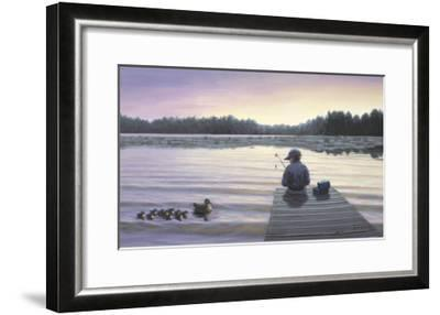 School is Out-Mary G^ Smith-Framed Art Print